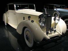 Rolls Royce Phantom II Windivers