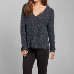 Womens Elsie Shine Sweater