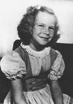 De niña Janis Joplin as a child
