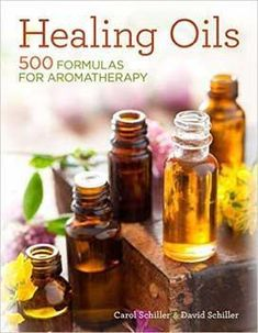 Healing Oils #books