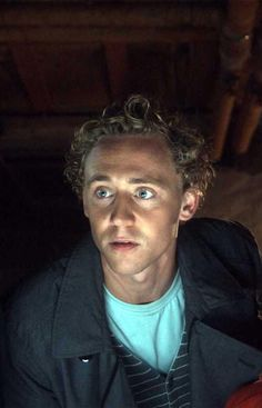 Tom Hiddleston in Wallander. Well, he is Arian, so he's perfect for the role of an Arian character.