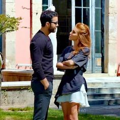 Iranian Actors, Turkish Actors, Prettiest Actresses, Beautiful Actresses, Elcin Sangu, Couple Goals Relationships, Movie Couples, Turkish Beauty, Rosemary Beach Florida