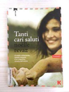 Un libro svizzero per la nuova recensione su BooksCafè. A cura di Patrizia Ruggiu. Tanti cari saluti – Noëlle Revaz
