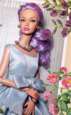 Pink Barbie, Vintage Barbie, Barbie Dolls, Black Baby Dolls, Barbie Life, Head Shots, Cute Dolls, Doll Face, Beautiful Dolls