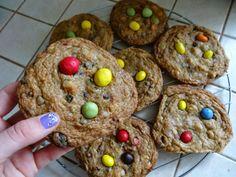 Ça Déménage En Cuisine !: Yummy M & M's cookies # 3