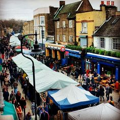 16 Clothes Markets Every Londoner Must Visit