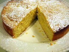 the entertaining kitchen: Eggnog Pound Cake
