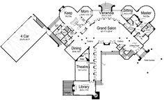 House Plan chp-25106 at COOLhouseplans.com