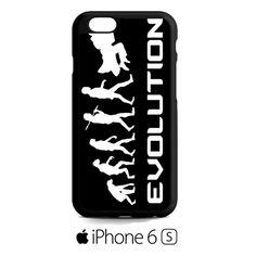 Evolution of Quidditch iPhone 6S  Case