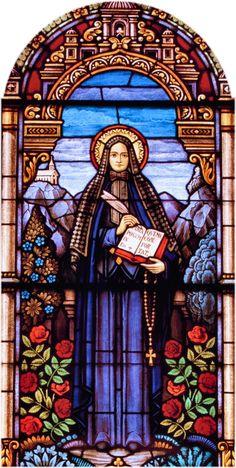 St. Francis Cabrini Francis Xavier, St Francis, Age Of Adolescence, Mother Cabrini, Pope Leo Xiii, Lady Of Fatima, Catholic Saints, Girl Inspiration, The St