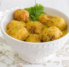 Albóndigas vegetarianas de mijo Vegan Vegetarian, Vegetarian Recipes, Cooking Recipes, Healthy Recipes, Paleo, Veggie Recipes, Gluten Free Recipes, Cocina Natural, Ras El Hanout