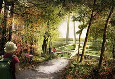 04-Forest-Trail-Emergence-View « Landscape Architecture Works | Landezine