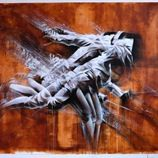 Dynamic Paintings by Aaron Li-Hill