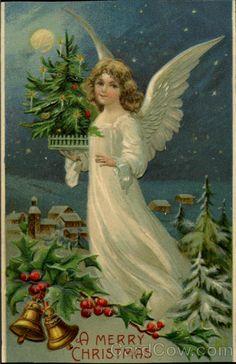 Postmark/Cancel:1907 Dec-19 Coon ValleC, WI