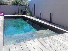 Small Backyard Pools, Backyard Ideas, Mini Pool, Pool Designs, Portugal, Home Projects, Swimming Pools, Villa, New Homes