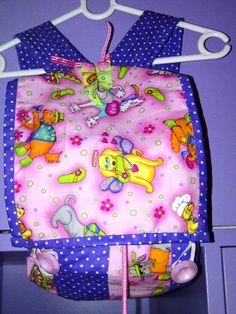 Luelle's school bag