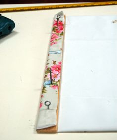 What's new?: Roman blind tutorial in 20 pictures or less