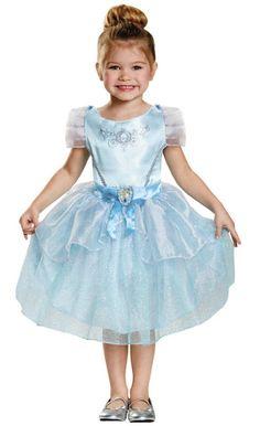 Disguise Disney Snow White Sparkle Deluxe Girls Costume Dress XS M NIP