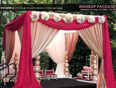 Mandap Packages – Urquid Linen