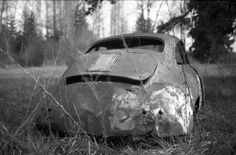 Old+Abandoned+Race+Cars | File:Abandoned Porsche 356 racing car in a forest.jpg - Wikimedia ...