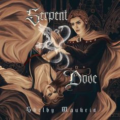 Serpent and Dove - Lou and Reid. Art by Monica A. Ya Books, I Love Books, Good Books, Book Characters, Fantasy Characters, Book Club Reads, Fantasy Love, Fanart, Fantasy Inspiration