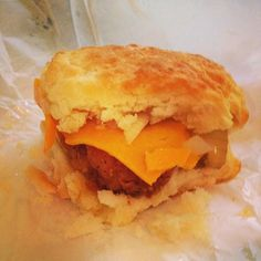 Check Out Sunrise Biscuit Kitchen in Chapel Hill, NC as seen on Food Paradise and featured on TVFoodMaps. Known for Biscuit sandwiches including the chicken and cheddar.
