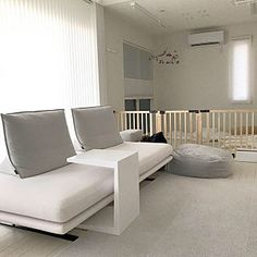 Ligne Roset Sofa, Sofa Ideas, Gray Sofa, Prado, Living Room Sofa, Yahoo, New Homes, Grey, Inspiration