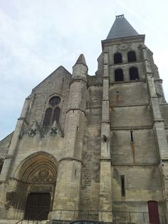 Église Saint Samson #Clermont #Oise