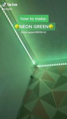 Led Room Lighting, Room Lights, Strip Lighting, Diy Bedroom Decor For Teens, Easy Diy Room Decor, Home Decor, Bedroom Simple, Neon Room Decor, Diy Room Decor Videos