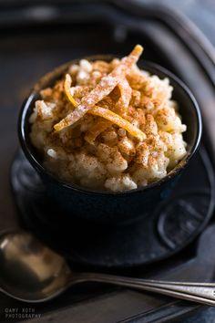 Orange-Scented Rice Pudding (Gluten-Free)