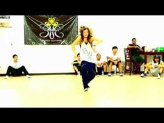 """Olivia Chachi Gonzales dancing to """"Im a Monster"""" by The Ranger$"""