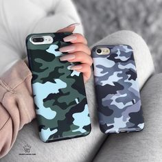 "8,161 Likes, 109 Comments - V E L V E T   C A V I A R (@velvetcaviar) on Instagram: ""GREEN OR GRAY Camo?  New Camo Patterns now live! Step up your camo game with these one of a kind…"""