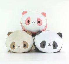 Panda Roll sewing pattern! https://www.etsy.com/shop/teacuplion