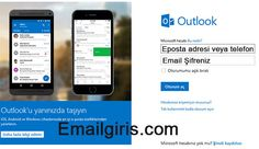 Hotmail.com eposta adresine giriş nasıl yapılır  ve giriş adresi hakkında bilgiler alabilirsiniz