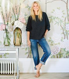 'I think people have this idea that I grew up with a silver spoon in my mouth, but I am co... Capri Pants, Pretty, Fashion, Moda, Capri Trousers, Fasion