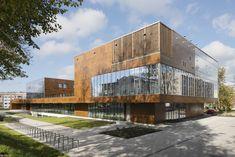 Facultad de Ingeniería Universidad de Rezekne / AB3D