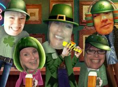 Happy St. Patrick's Day from the @acoupleofchicks.com A Couple of Chicks™ Digital Tourism Marketing team!