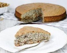 Gâteau de noix (facile, rapide) - Une recette CuisineAZ