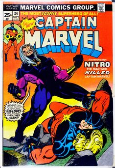 captain marvel 33