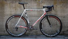 Bikes of the Bunch: Pegoretti Marcelo by CyclingTips - September 12, 2014  In the latest edition of Bikes of the Bunch we feature a steel-framed Pegoretti Marcelo, owned by a cyclist in the US and bought through the Californian bike shop Above Category.