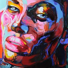 Portraits by FRANÇOISE NIELLY