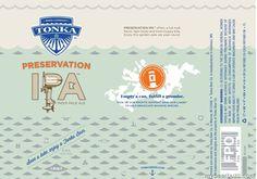 Tonka Beer Co (Minhas) - Preservation IPA 16oz Cans