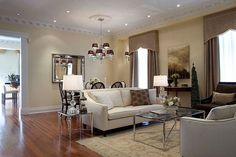 elegant Room Design   elegant living room designs on Elegant Living Room By Lux Design ...