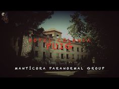 Hotel Colonia Puig - YouTube Paranormal, Youtube, Movies, Movie Posters, Painting, Films, Film Poster, Painting Art, Cinema