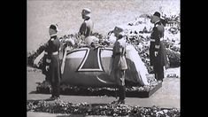 Large military parade through German town. People give Nazi salutes as the parade passes. The coffin of General Erich Von Ludendorff passes by on gun carriage Military Videos, Military News, Military History, Afghanistan War, Iraq War, Naval History, Ww2 History, Ww2 Reenactment, The Blitz Ww2