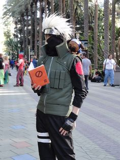 Kakashi Hatake-So freakin' hot!