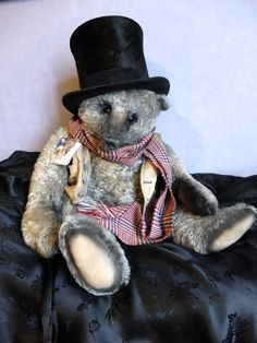 Lord Harrington – Portobello Bear Company – OOAK – Year 2003