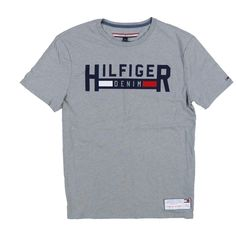 Tommy Hilfiger Mens T-shirt Crew Neck Graphic Tee Short Sleeve Flag Logo Casual Free T Shirt Design, Shirt Print Design, Tee Shirt Designs, Camisa Nike, Camisa Polo, Tommy Hilfiger Outfit, Hilfiger Denim, Tomi Hilfiger, Polo Shirt Outfits