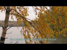 Esenin, Golden Grove lite / Есенин, Отговорила роща (романс) - YouTube