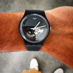 Swatch DIPBLACK ©andysbarato